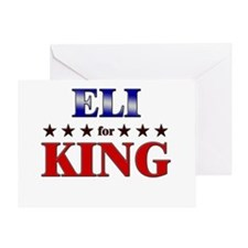 ELI for king Greeting Card