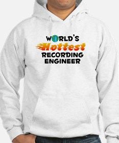 World's Hottest Recor.. (C) Hoodie