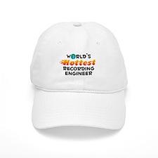 World's Hottest Recor.. (C) Baseball Cap