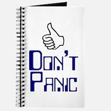 Don't Panic - Journal