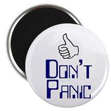 Don't Panic - Magnet