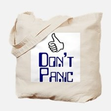 Don't Panic -  Tote Bag