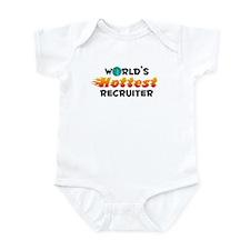 World's Hottest Recru.. (C) Infant Bodysuit