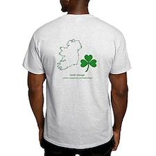 Caution Irish Drinking Machine T-Shirt