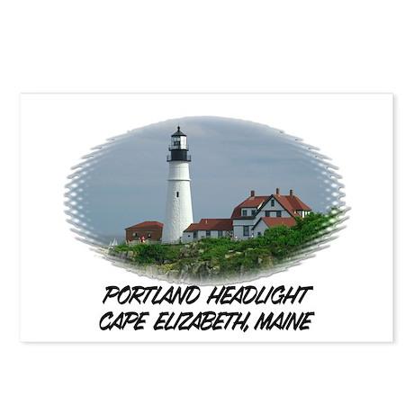 Portland Headlight ~ Postcards (Package of 8)