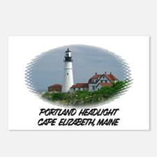 Portland Headlight ~ Postcards (Package of 8)