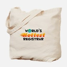 World's Hottest Regis.. (C) Tote Bag