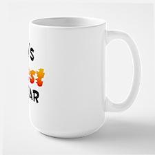 World's Hottest Regis.. (C) Large Mug
