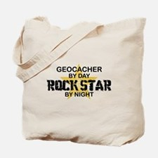 Geocaching Rock Star Tote Bag