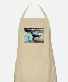 Helaine's Sea Lion Apron