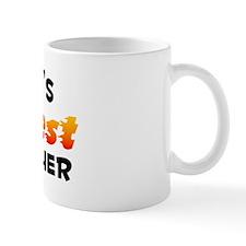 World's Hottest Dispa.. (B) Mug