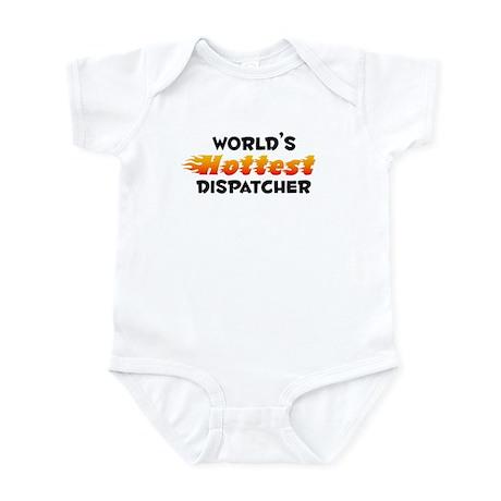 World's Hottest Dispa.. (B) Infant Bodysuit