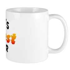 World's Hottest Doctor (B) Small Mug