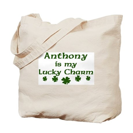 Anthony - lucky charm Tote Bag
