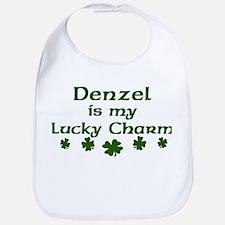 Denzel - lucky charm Bib