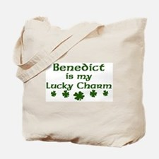 Benedict - lucky charm Tote Bag