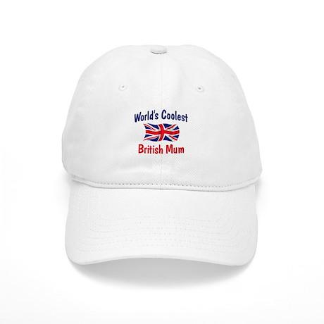 Coolest British Mum Cap