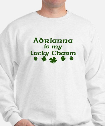 Adrianna - lucky charm Sweater