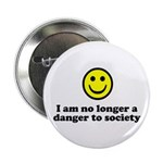 "Pissed on the Blarney Stone 2.25"" Button (100 pack"