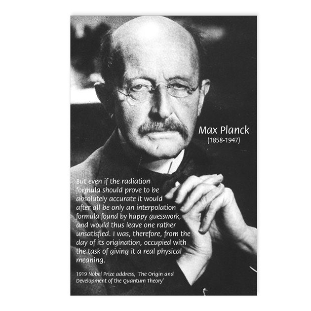 max planck the father of quantum Do you know who was max planck find out why he is one of the main names of physics: the father of quantum science do you know who was max planck find out why he is one of the main names of physics: the father of quantum science  start max planck, the messiah of quantum physics  science leading figures  25 april 2016 max planck, the.