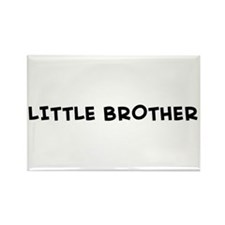 LITTLE BROTHER Rectangle Magnet