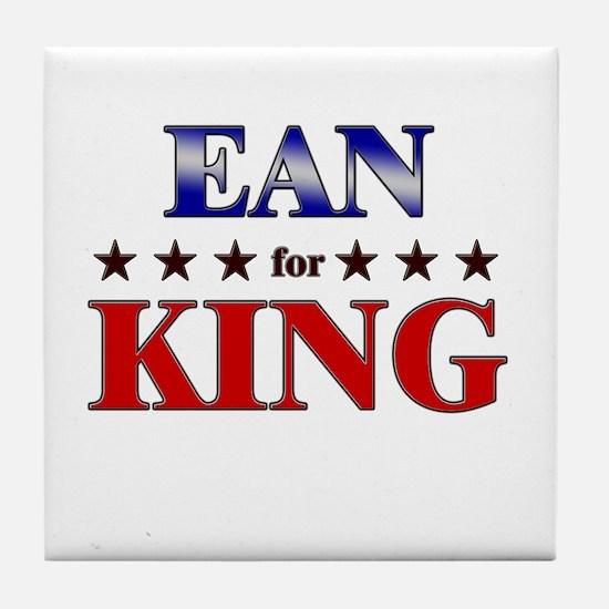 EAN for king Tile Coaster