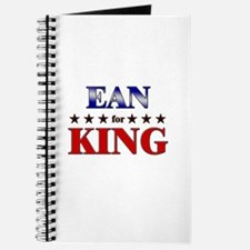 EAN for king Journal