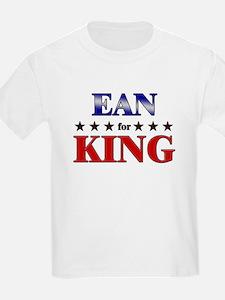 EAN for king T-Shirt