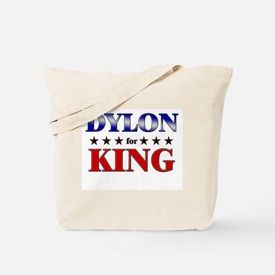 DYLON for king Tote Bag