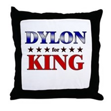 DYLON for king Throw Pillow