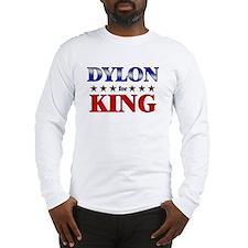 DYLON for king Long Sleeve T-Shirt