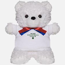 Irish Volleyball Coach Teddy Bear