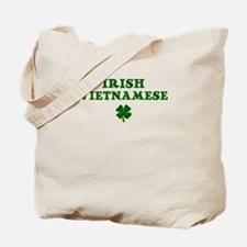 Irish Vietnamese Tote Bag