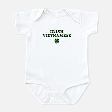 Irish Vietnamese Infant Bodysuit