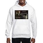 Sir Isaac Newton: Gravity Hooded Sweatshirt