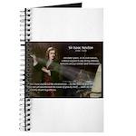 Sir Isaac Newton: Gravity Journal