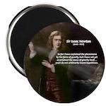 Sir Isaac Newton: Gravity Magnet
