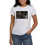 Sir Isaac Newton: Gravity Women's T-Shirt