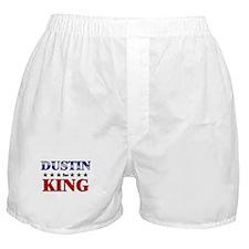 DUSTIN for king Boxer Shorts