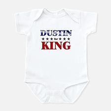 DUSTIN for king Infant Bodysuit