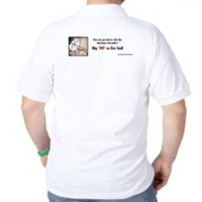 """Say """"NO"""" To Live Feed (back) T-Shirt"""