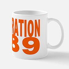 DISINTEGRATION 1989 Mug