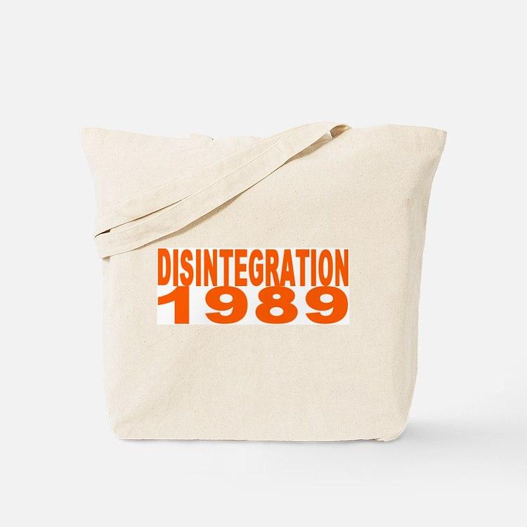 DISINTEGRATION 1989 Tote Bag