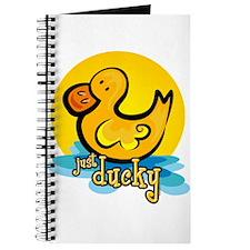 Just Ducky Journal