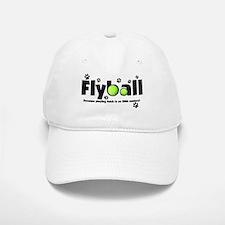 Not Fetch Flyball Baseball Baseball Cap