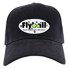 Not Fetch Flyball Baseball Cap