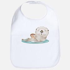 Baby Otter Bib