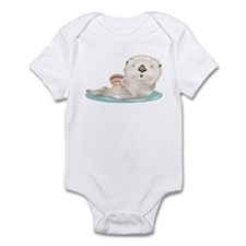 Baby Otter Infant Bodysuit