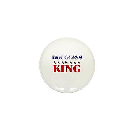 DOUGLASS for king Mini Button (10 pack)