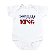 DOUGLASS for king Infant Bodysuit